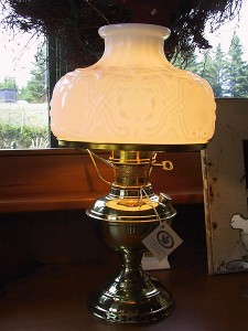 Aladdin Table Lamp
