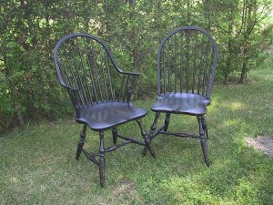 Traditional Windsor Chair