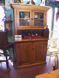 "Pine Dish Cabinet 40x19x70"""