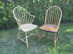 Lowback Windsor Chairs