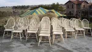 Windsor Chairs for a Restaurant or Office