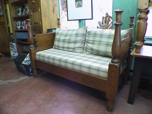 Antique Bed Converted to Sofa Day Bed * Limited Availability