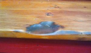 Burned Blacksmith Floor Boards